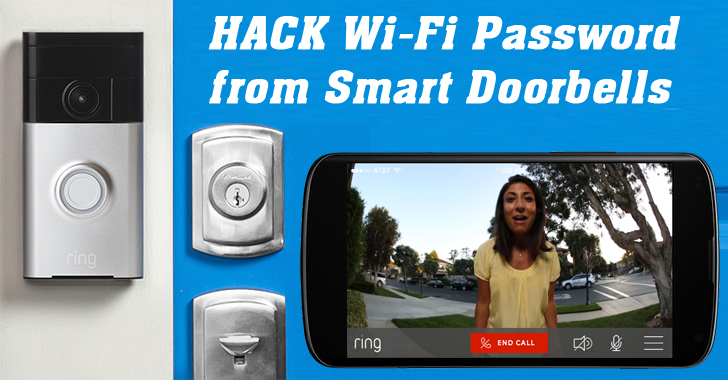 Here is How to Hack WiFi Password from of Things