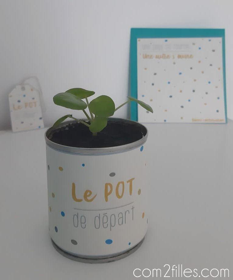 Fantastique DIY : un cadeau pour le pot de départ d'un collègue | Cadeau YW-17
