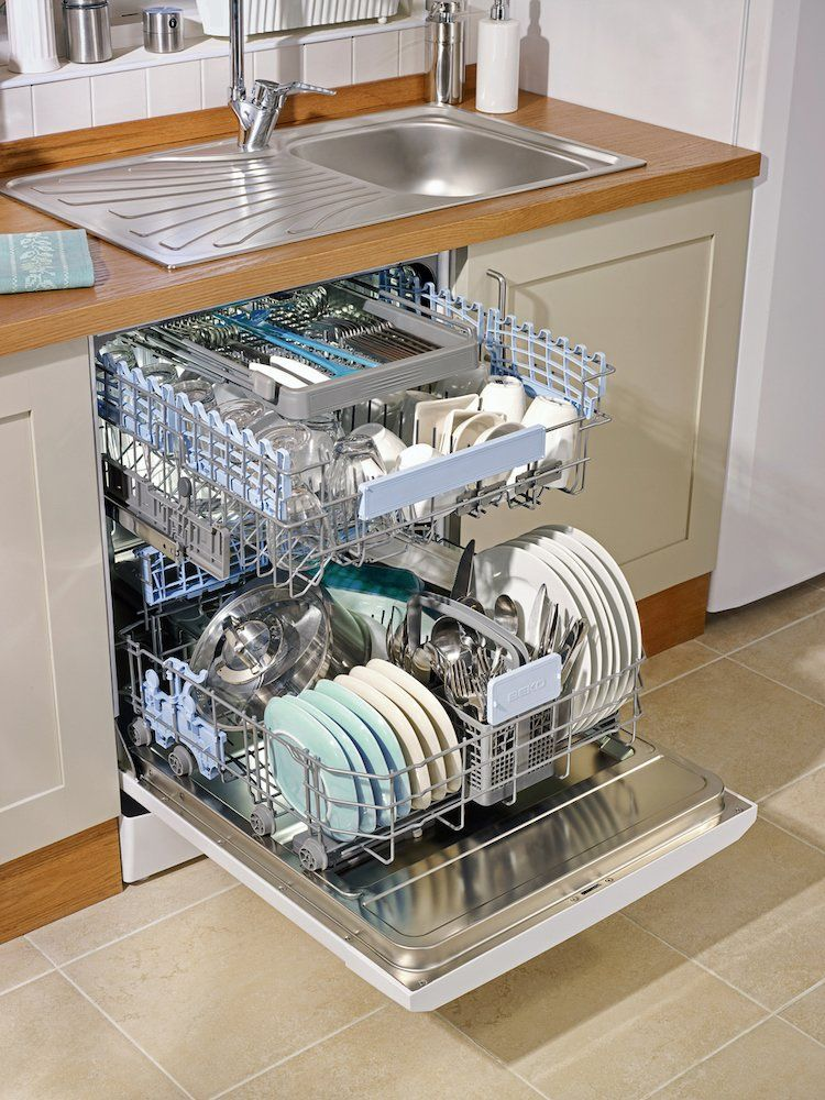 Your Dishwasher Can Do Better 9 Tips To Boost Performance Kitchen Furniture Design Modern Kitchen Renovation Cool Kitchen Appliances