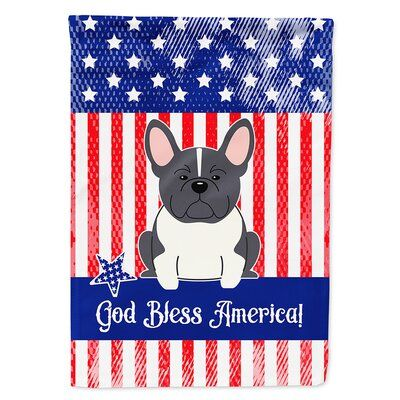 Caroline S Treasures Patriotic American Wire Haired Dachshund 2