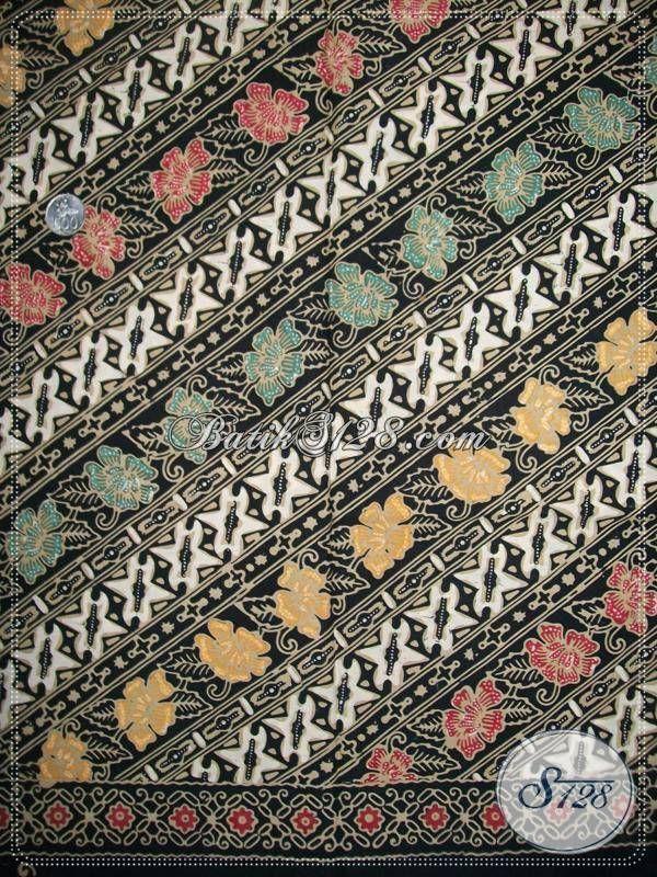 Batik Jawa Khas Solo Indonesia Tersedia Bermacam Motif Unik