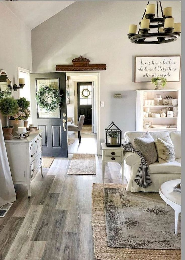 Photo of 80 Cozy Rustic Farmhouse Living Room Remodel and Design Ideas