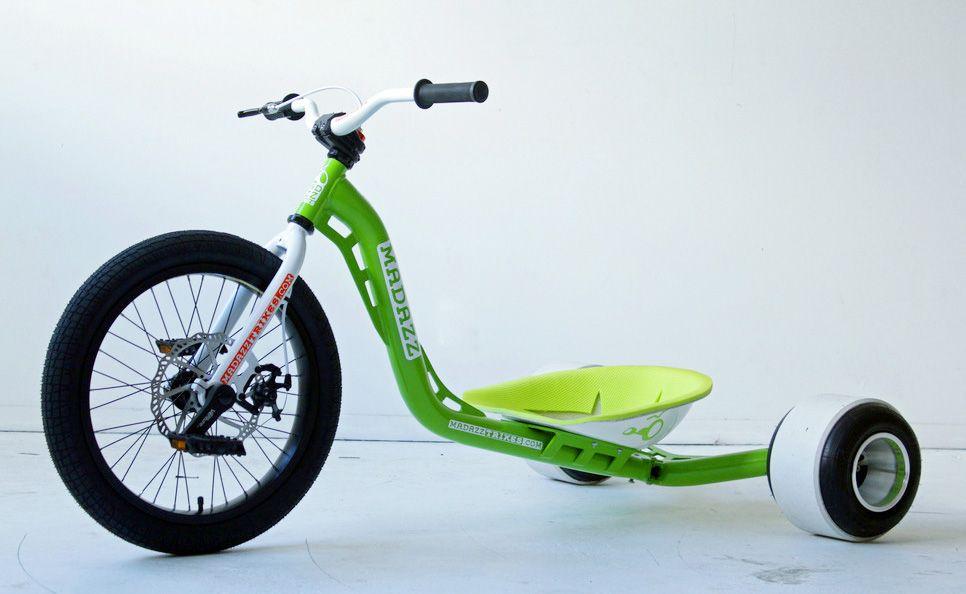 Madazz Trike ESCPD Trike, Drift trike