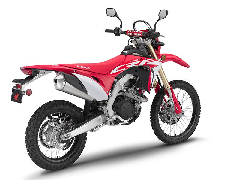 Honda S 2019 Crf450l And Crf450x Trail To Trail And Legal Honda Bike Cool Motorcycles