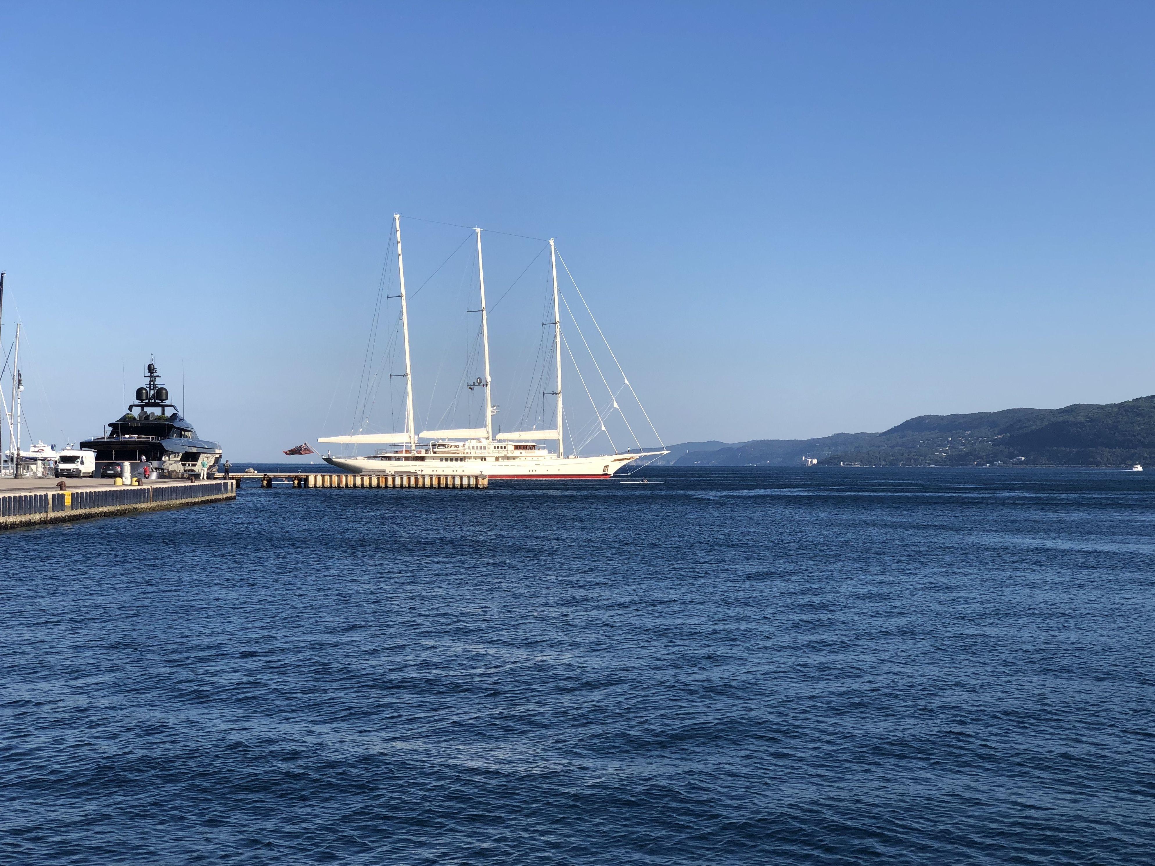 Una giornata ideale per navigare
