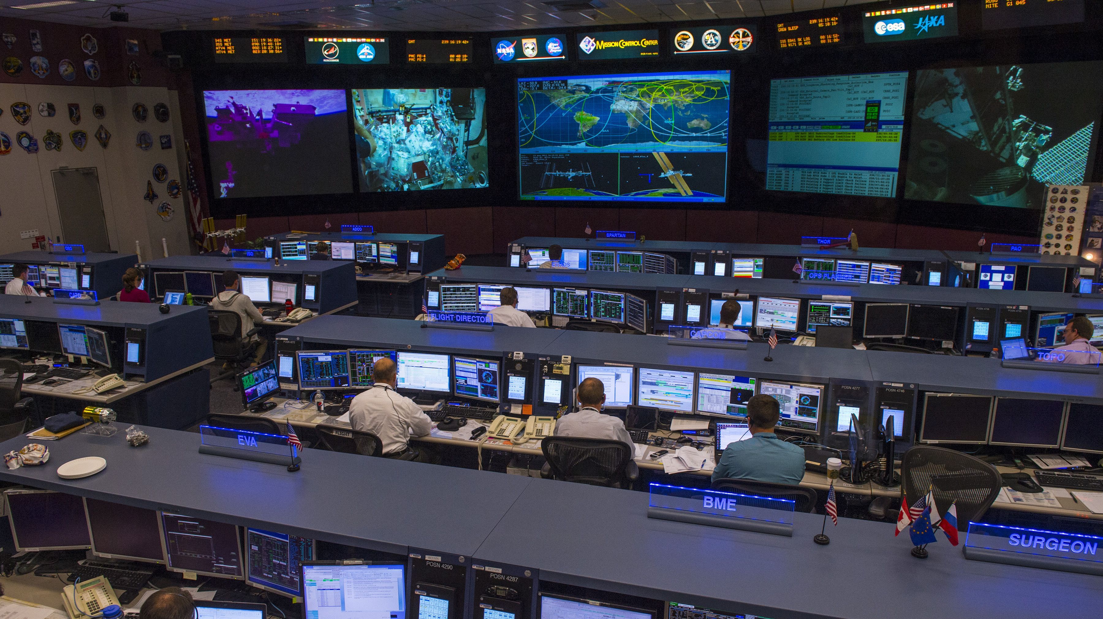 houston control rool nasa - Google Search | Cisco Live images ...