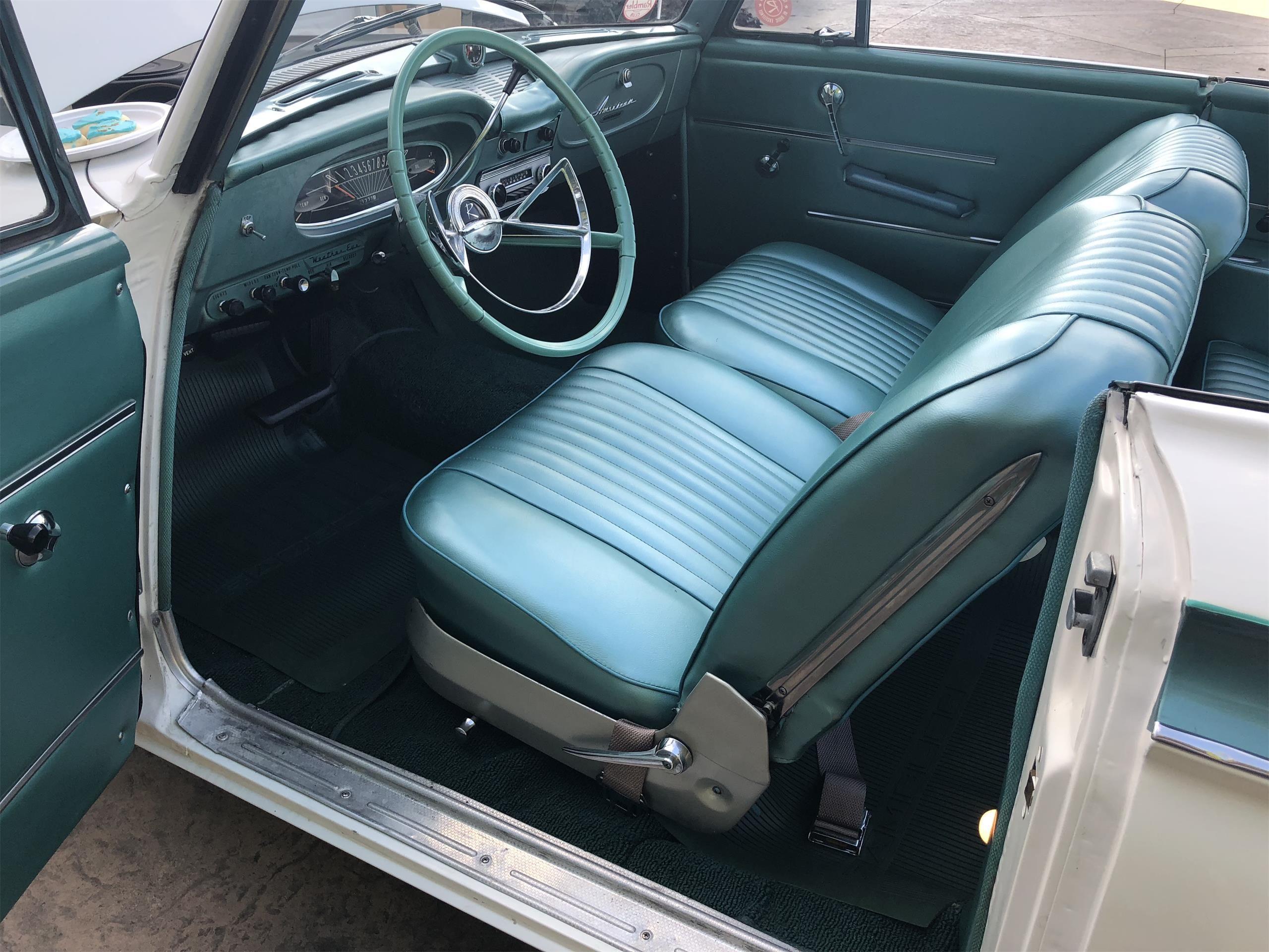 1962 AMC Rambler for sale Listing ID CC1129487