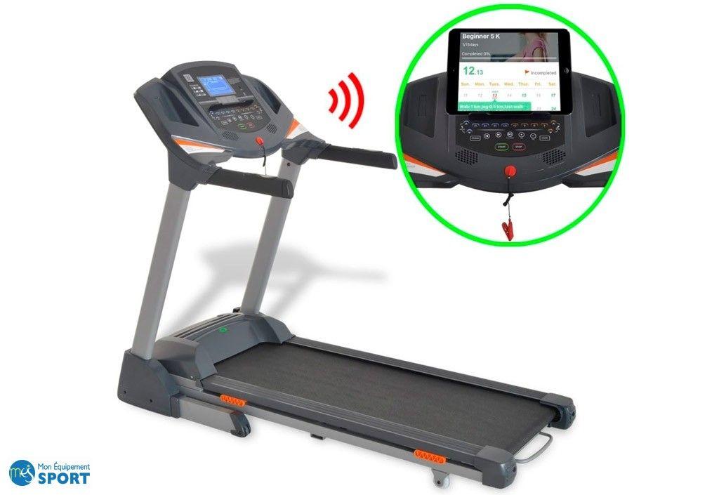 Tapis De Course Electrique Pliable 12 Programmes Tapis De Course Course Electrique Et Fitness Et Musculation