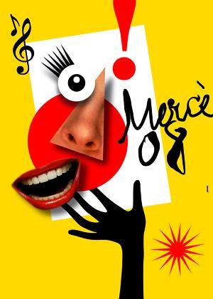 20 Ideas De Cartells De Les Festes De La Mercè Carteles De Fiesta Exposiciones Cartel