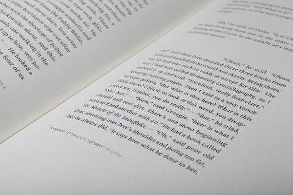 A Clockwork Orange – Thilo Schinkel | #editorial #typography #layout