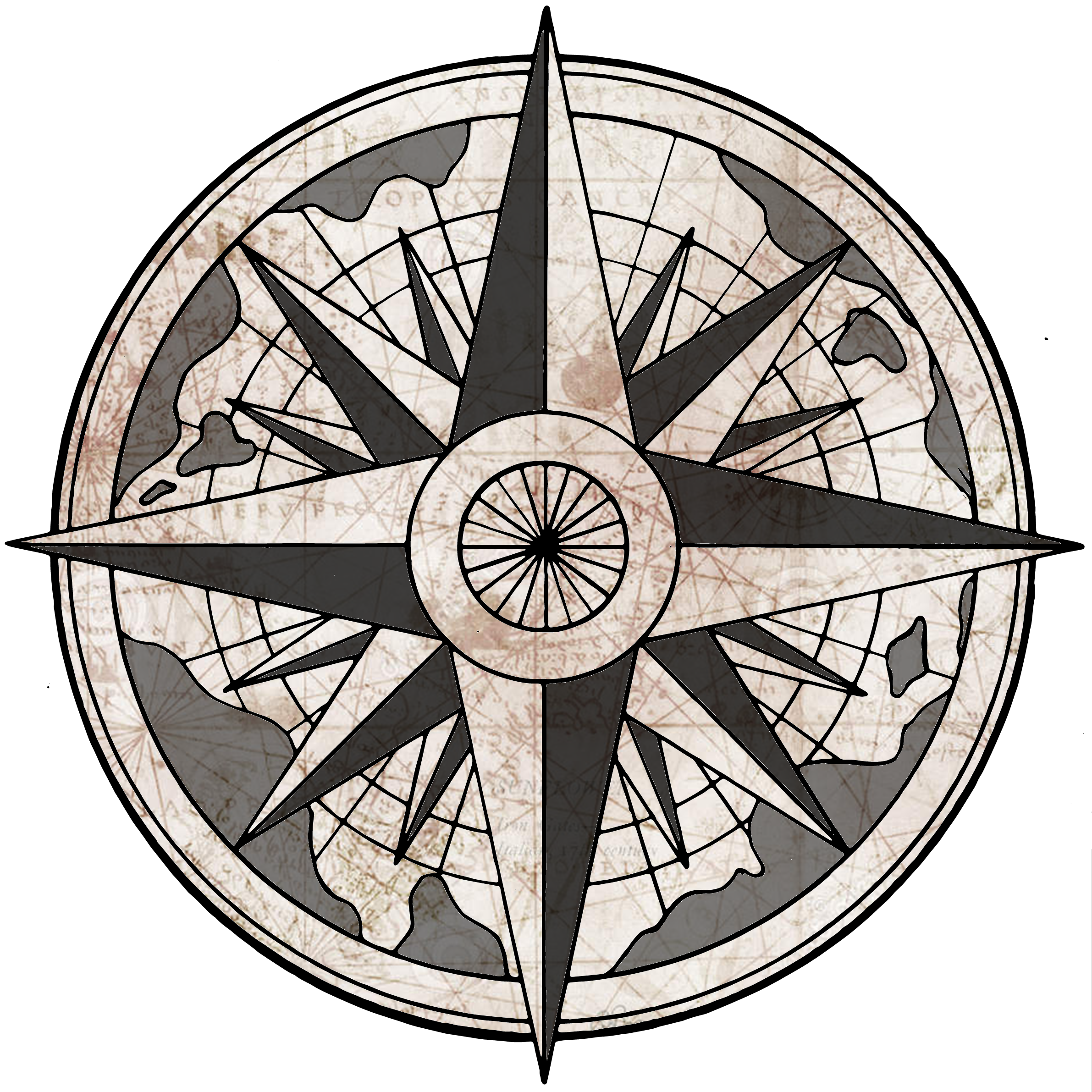 Compass Rose Treasured Collections Au