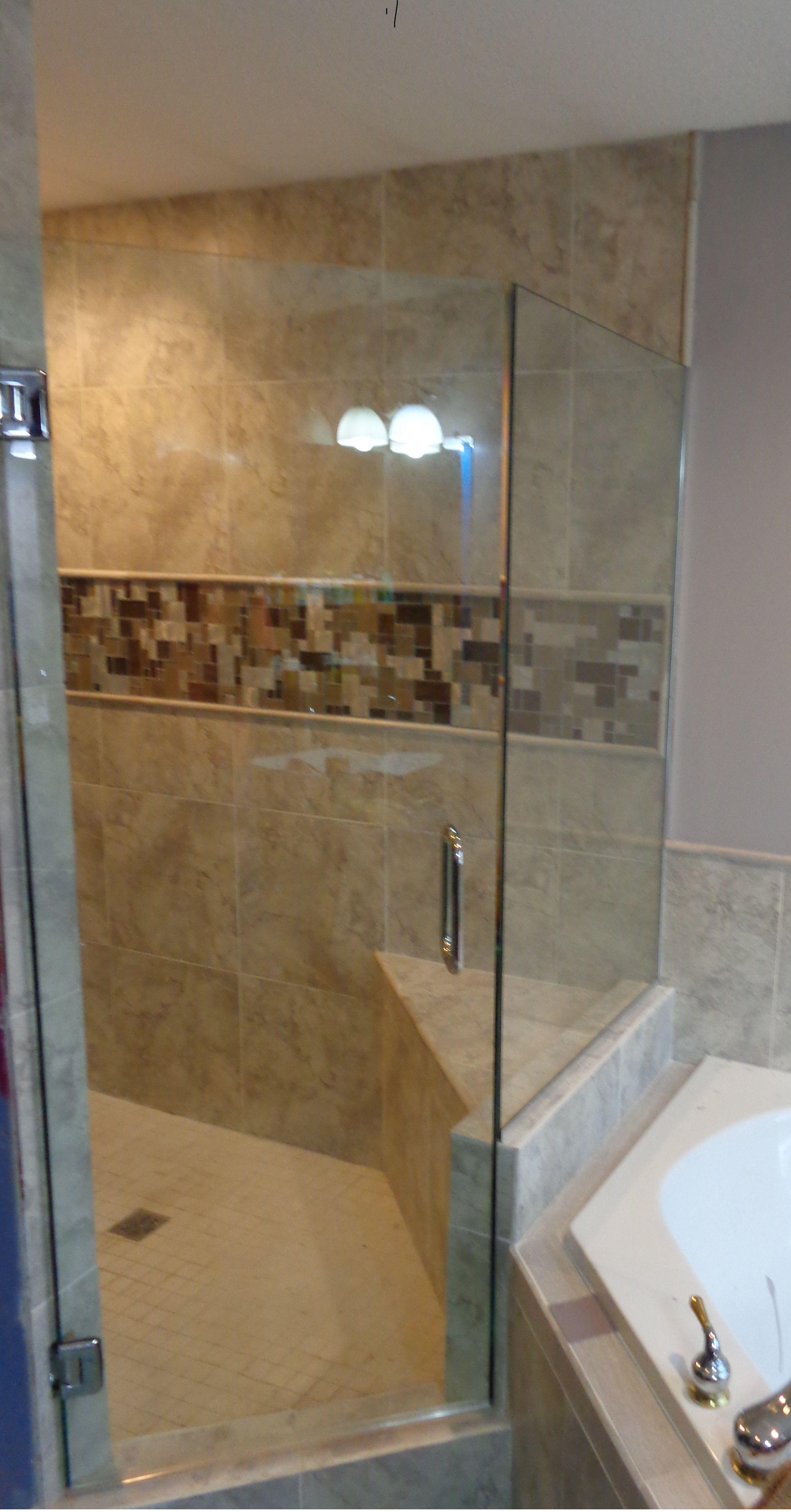 Glass Shower Doors Kansas City Framed And Frameless Glass Bins