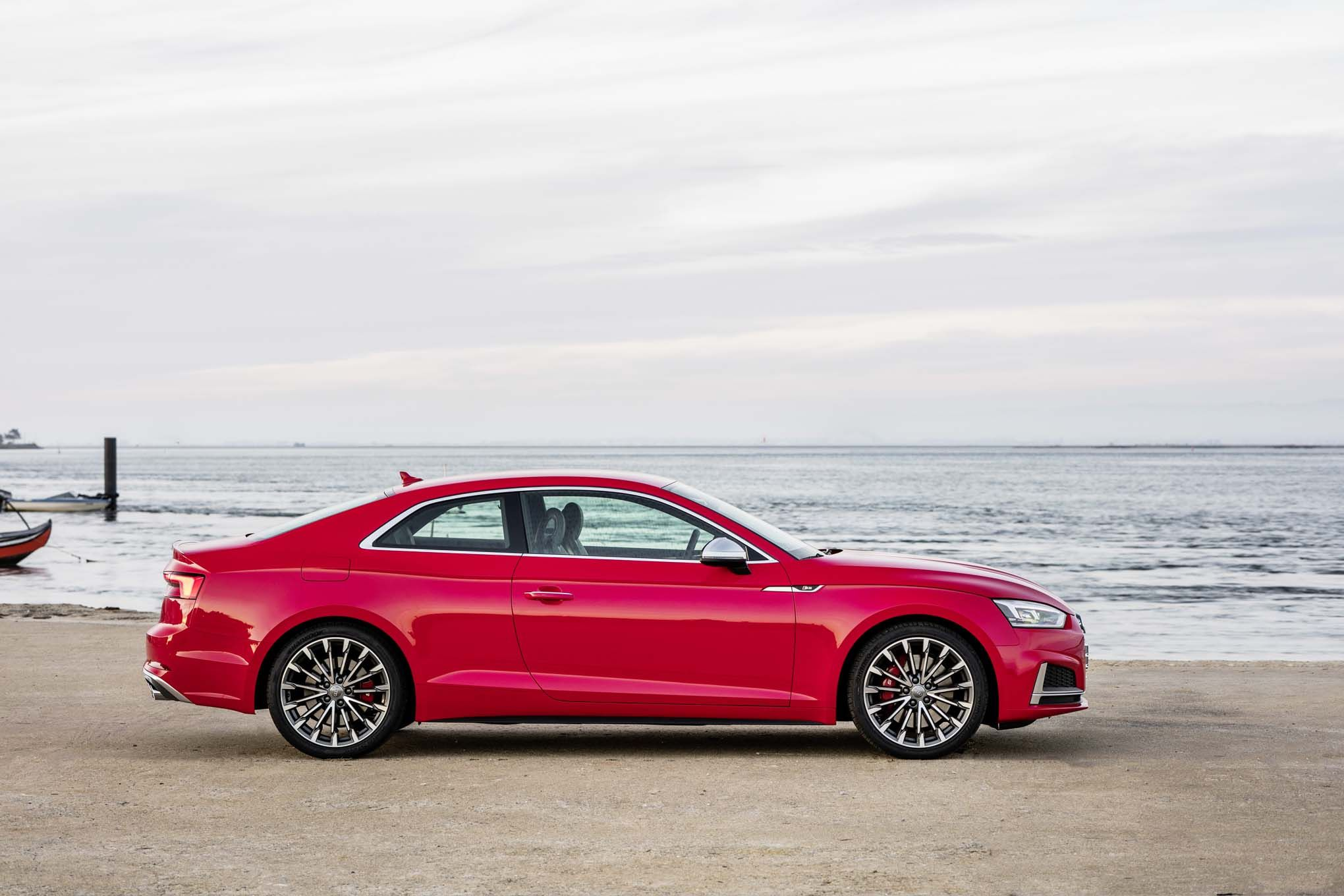 Audi reveals uk prices for the all new coupe sportback