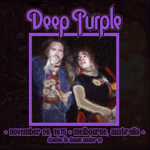 Deep Purple - 1975-11-26 - Melbourne - Guitars101 - Guitar Forums