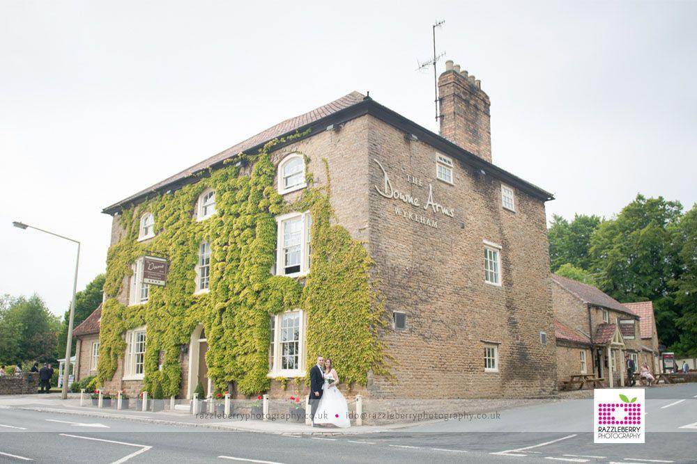 The Downe Arms Wykeham North Yorkshire Wedding Venue York