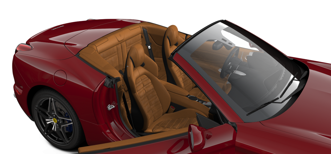 Build Your Own Ferrari California T | Ferrari Official Website