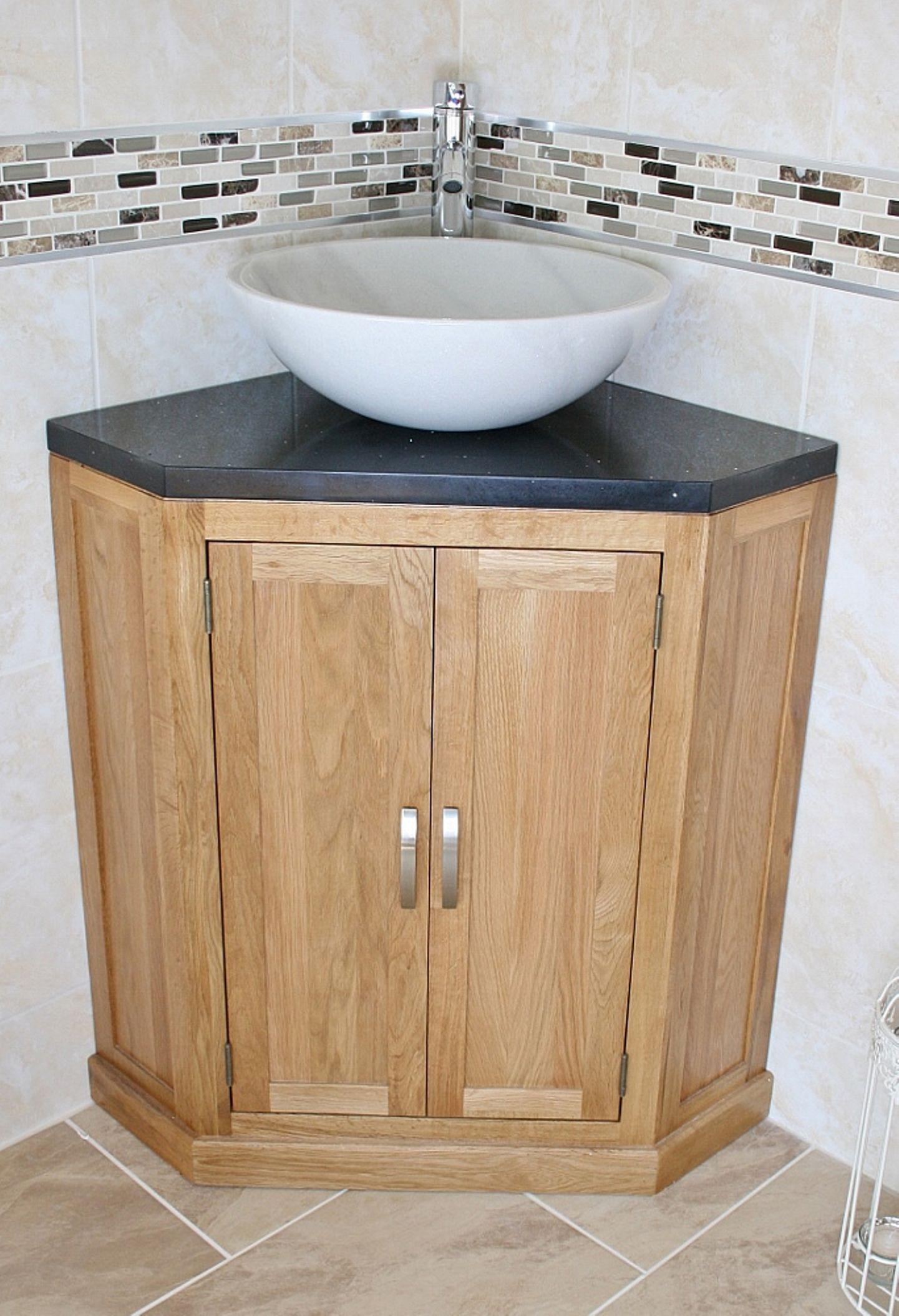 25 Incredible Vanities For Small Bathrooms With Examples Images Small Bathroom Vanities Diy Bathroom Vanity Corner Sink Bathroom