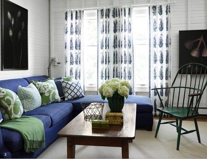 Che Bella Interiors What Beautiful Designs Blue
