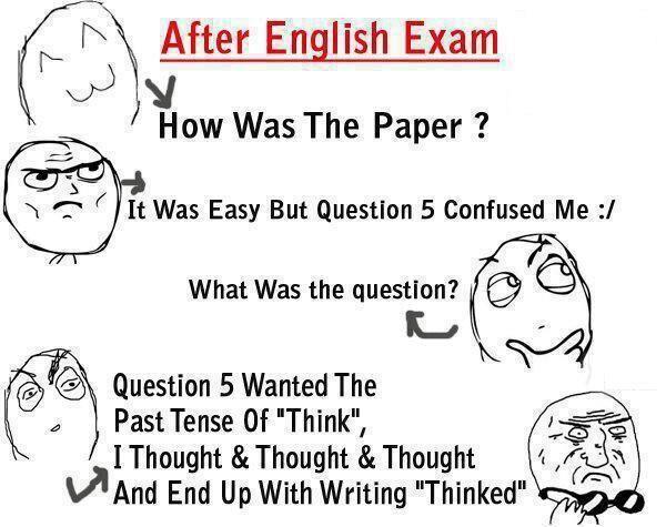 Funny Jokes English Jokes Exam Quotes Funny Exams Funny Teacher Quotes Funny