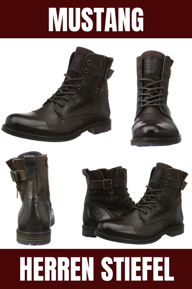 Du suchst Mustang Schuhe oder Mustang Herren Stiefel? Dann
