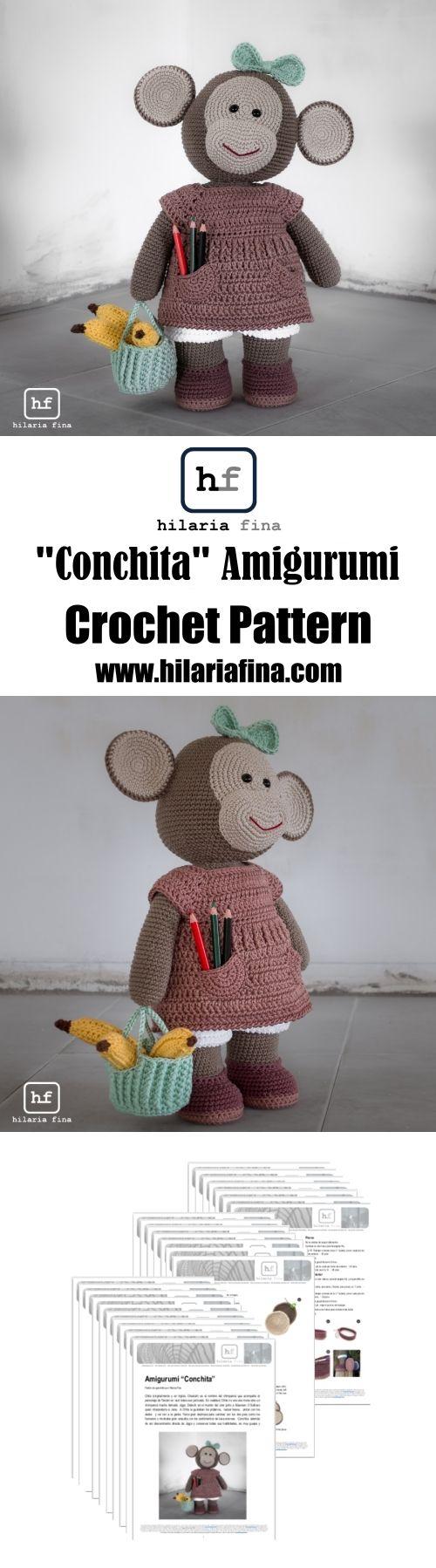 023 | DIY Fruit Amigurumi | How to crochet a BANANA amigurumi ... | 1798x500