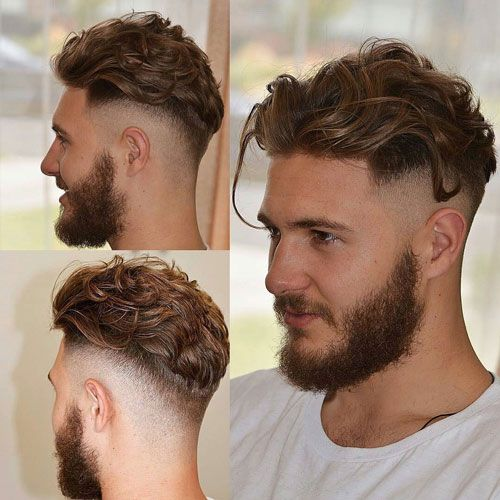 25 Best European Men S Hairstyles 2020 Guide Curly Hair Men Long Hair Fade Wavy Hair Men