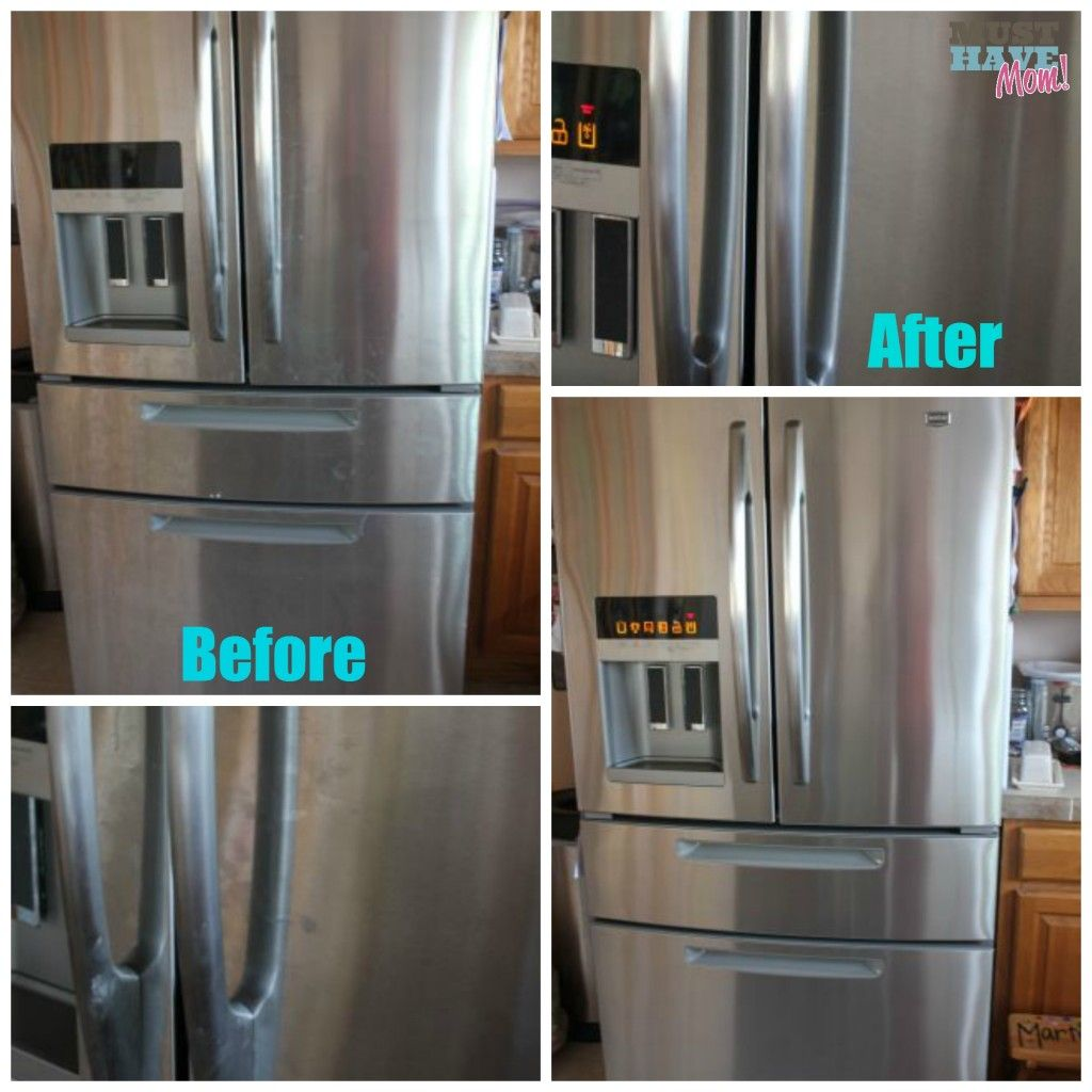 How To Keep Stainless Steel Appliances Clean And Fingerprint Free