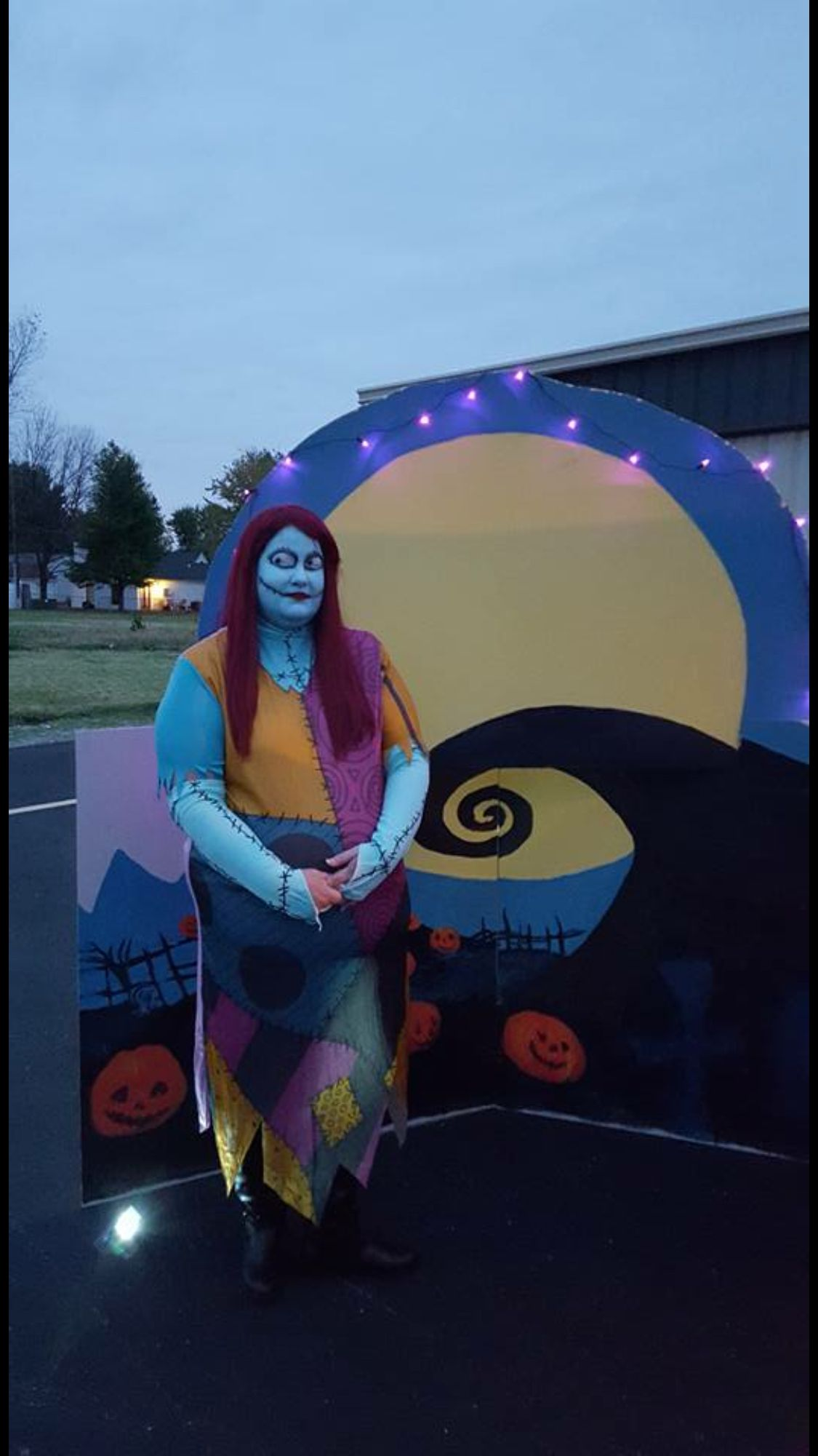 Nightmare before Christmas Trunk or Treat | trunk or treat ideas ...