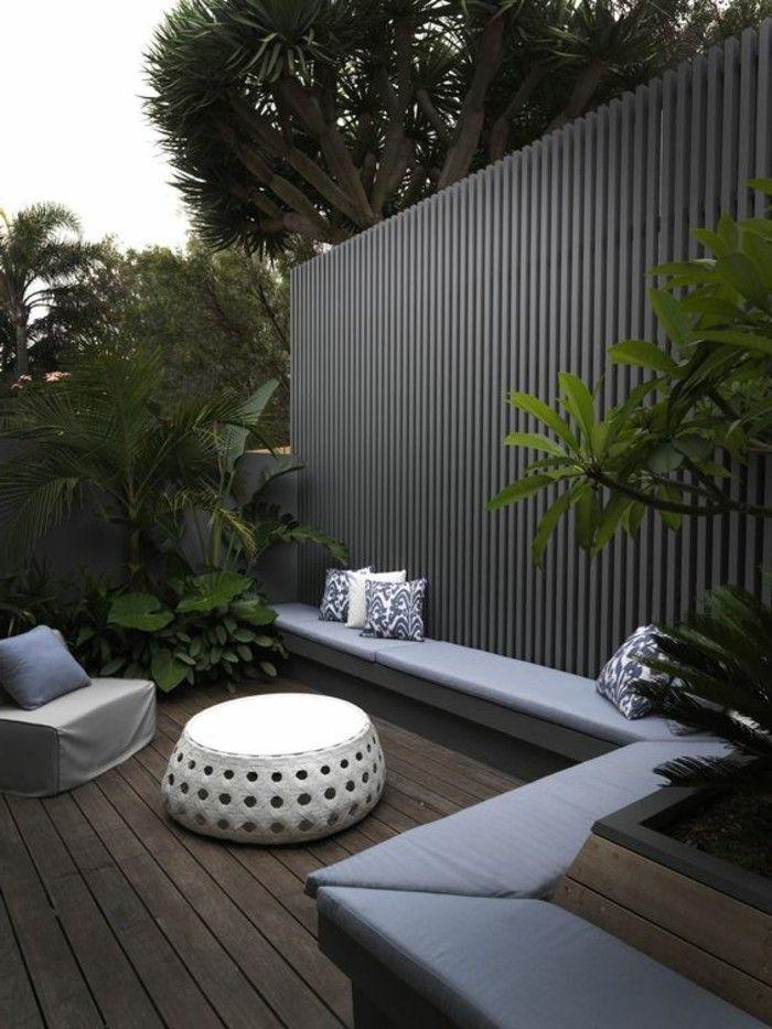 Sichtschutz Modern, Balkon Design, Neue Ideen, Im Freien, Gartenbau, Haus  Bauen