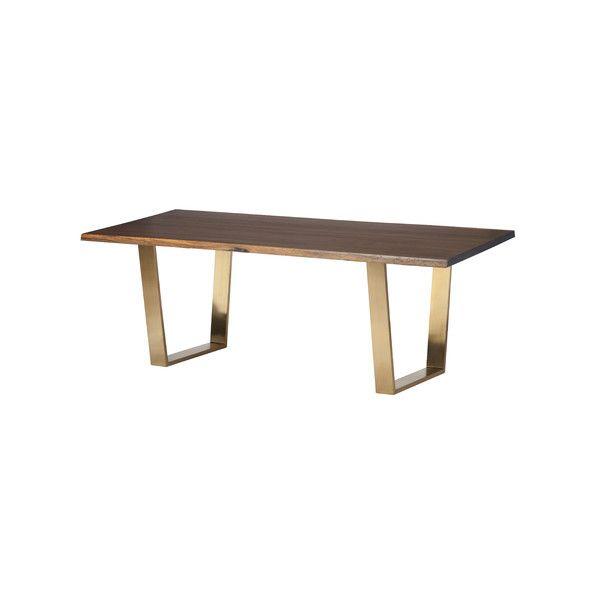 DwellStudio Zion Oak Dining Table