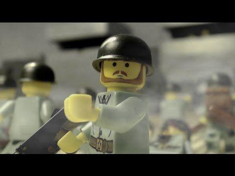 Lego ww2 d day youtube