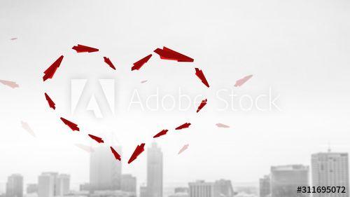 Paper planes in sky . Mixed media , #Ad, #planes, #Paper, #sky, #media, #Mixed #Ad