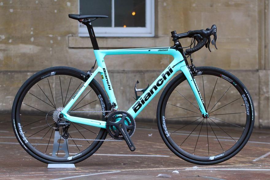 Bianchi Aria   Bianchi   Road bike wheels, Road bike