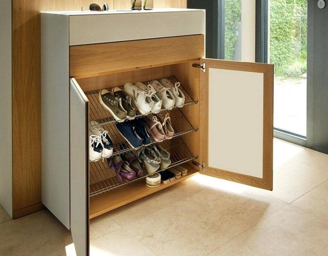 Top 15 Smart Wooden Shoe Rack Design Ideas For Your Home Storage Ideas Https Hoompimpa Com Smart Wooden Shoe Storage House Wooden Shoe Rack Designs Shoe Rack