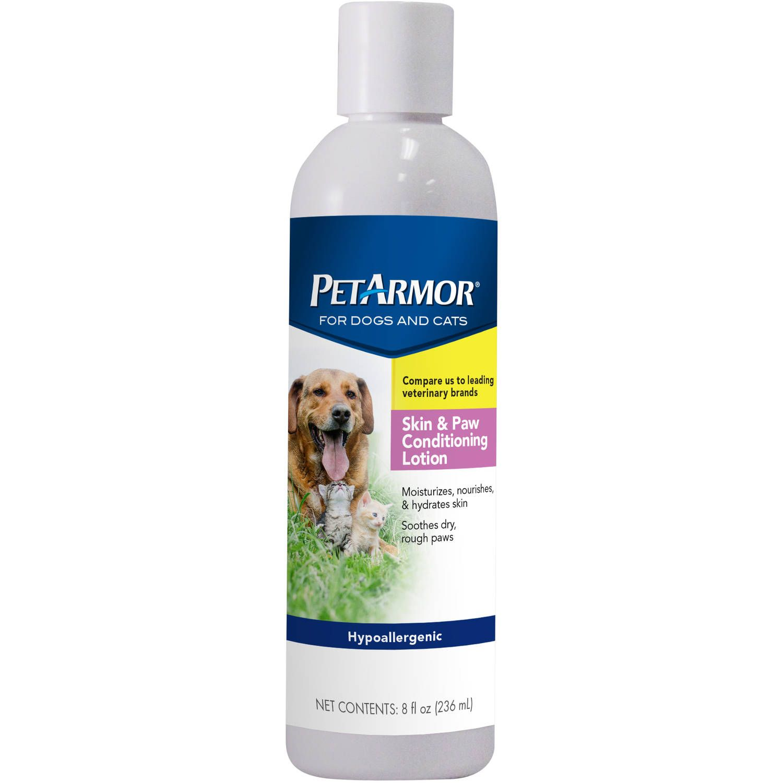 Petarmor Skin And Paw Conditioning Lotion Walmart Com In 2020 Dog Shampoo Cat Shampoo Cat Care