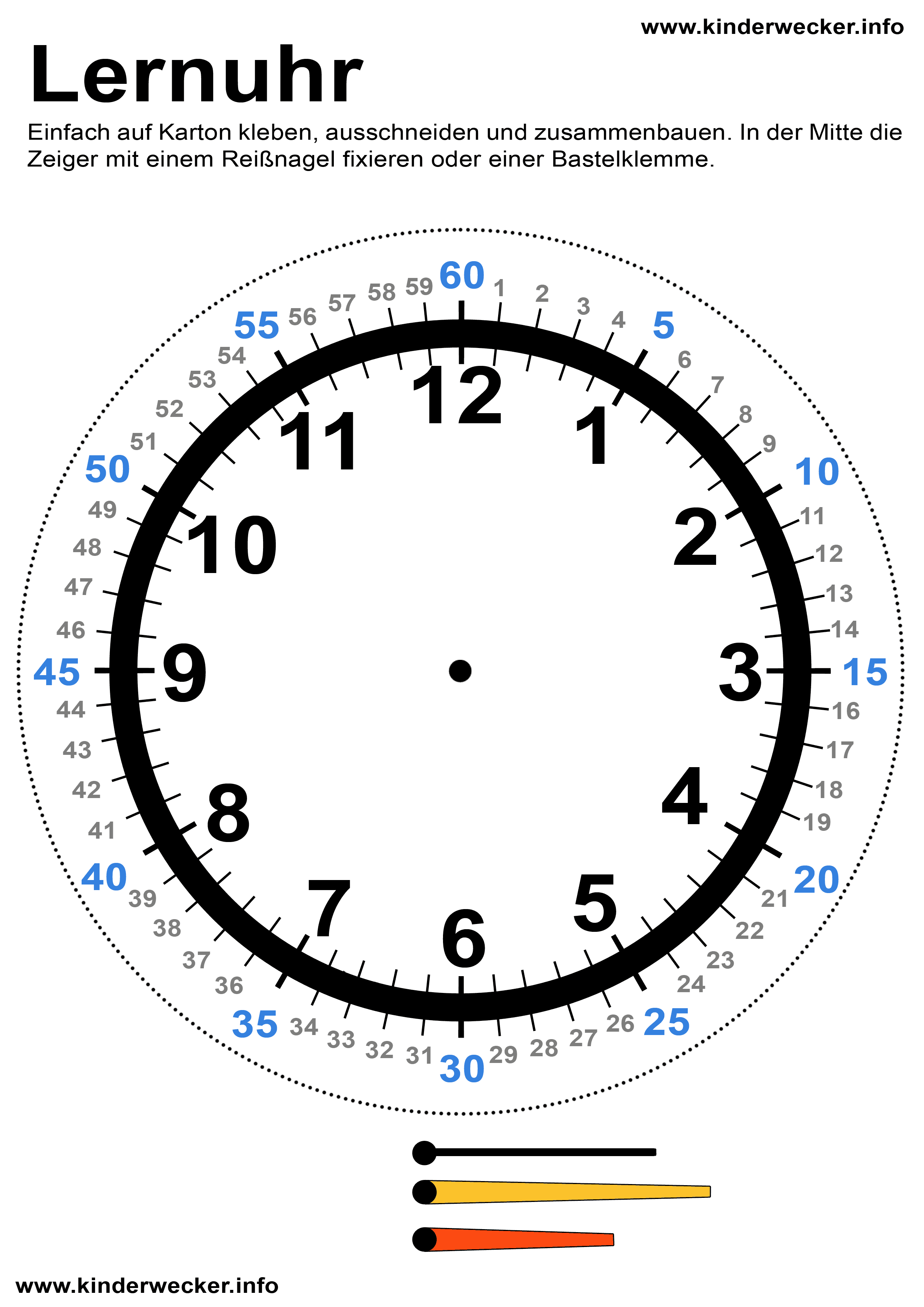 Pin De Catherine Katz Em Telling Time