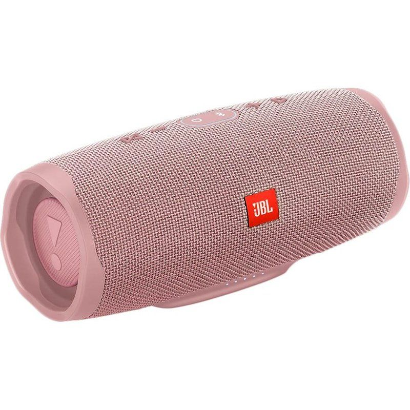 Jbl Charge 4 Waterproof Bluetooth Speaker Pink Wireless Speakers Waterproof Waterproof Bluetooth Speaker Bluetooth Speakers Portable