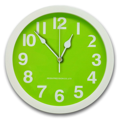 June 2 Is Leave The Office Early Day But You Didn T Hear It Here Clock Wall Clock Green