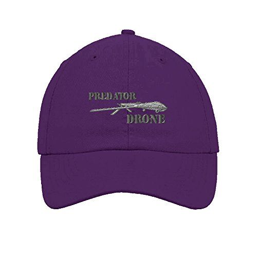 7d2b838eedc Predator Drone Aircraft Name Embroidered Soft Unstructured Hat Baseball Cap  Purple    Find out more