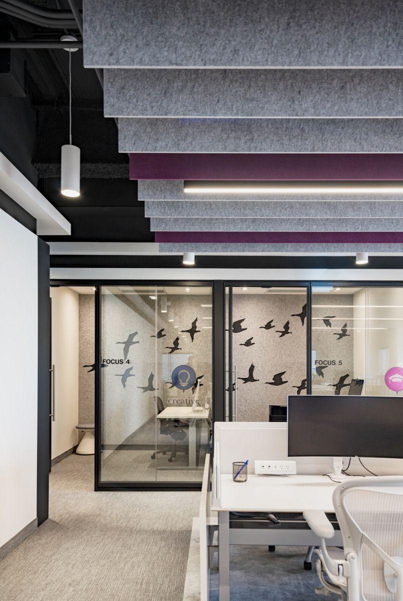 Office tour beazley insurance offices toronto office
