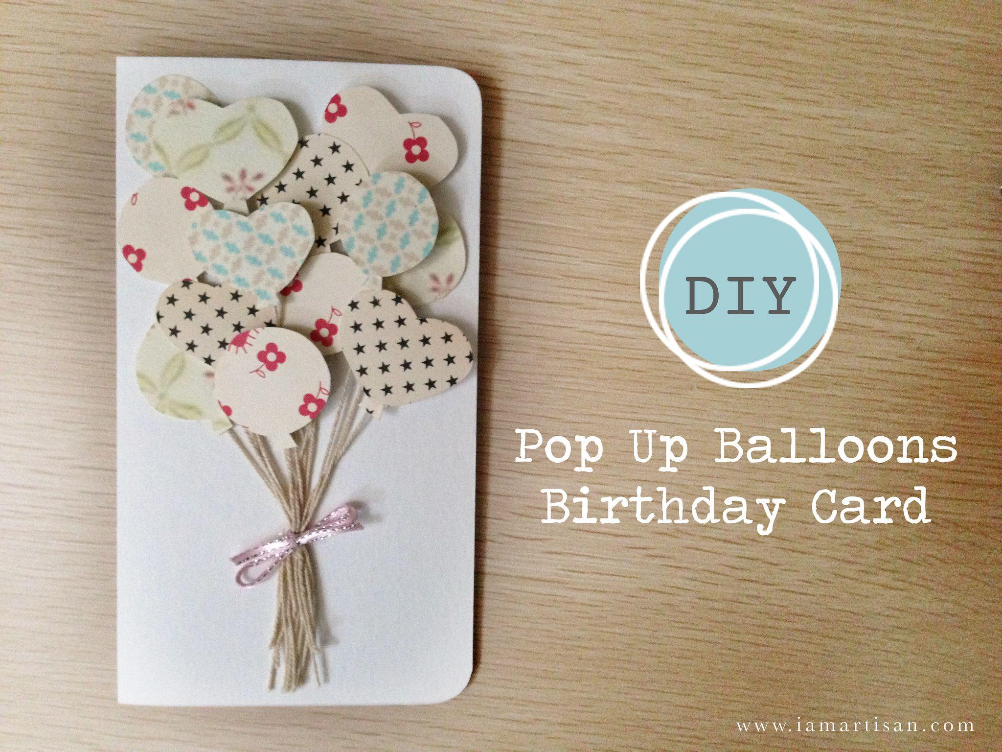 ručně vyrobené přání k narozeninám Blíží se narozeniny vašeho blízkého a milovaného? Můžete mu poslat  ručně vyrobené přání k narozeninám