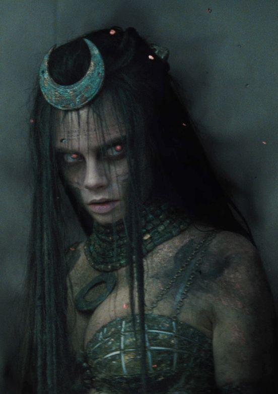 Love her! Enchantress Suicidesquad DC