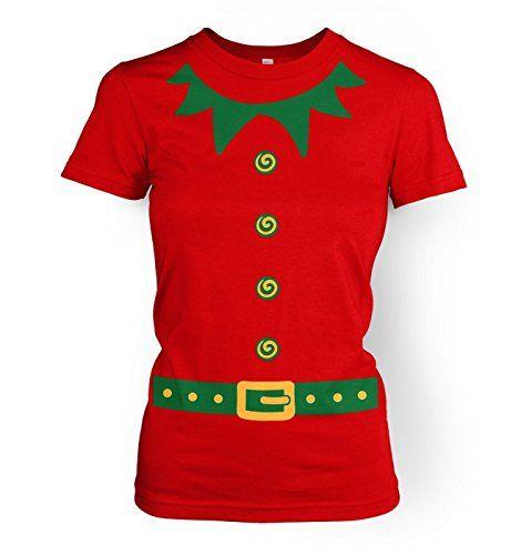 Woman Elf T Shirt Christmas Costume From 11 Elf Shirt Shirt Designs Elf T Shirt