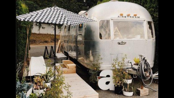the tin can homestead stunning airstream renovation alternative