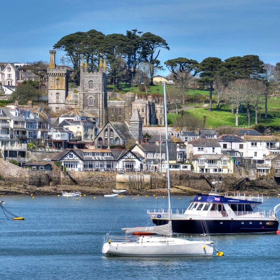 Pin by Theresa Leitch on Boats Fowey cornwall, European