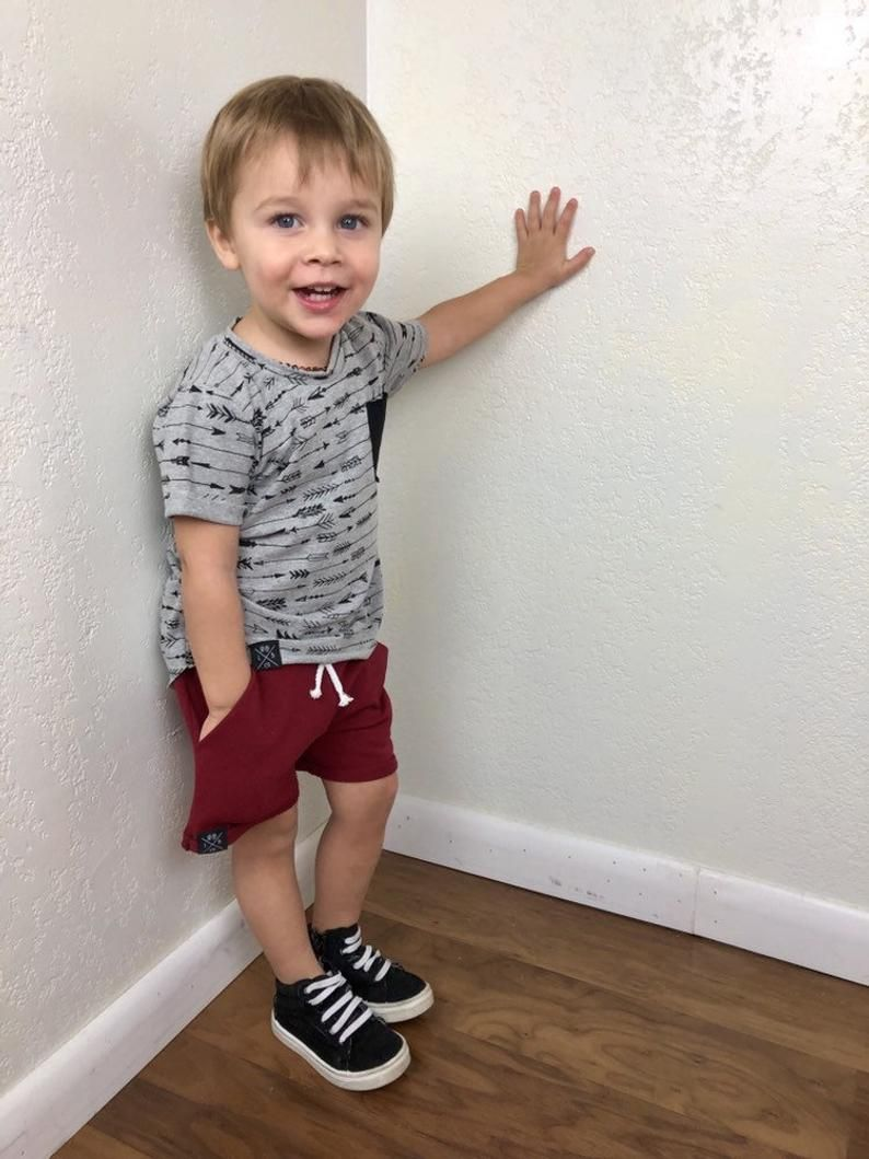 This Outfit Is Perfect For All The Cool Little Boys Out