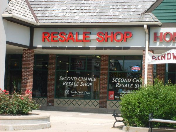 Second Chance Resale Naperville Location Hours Info Yournaperville Com Resale Store Resale Shops Naperville