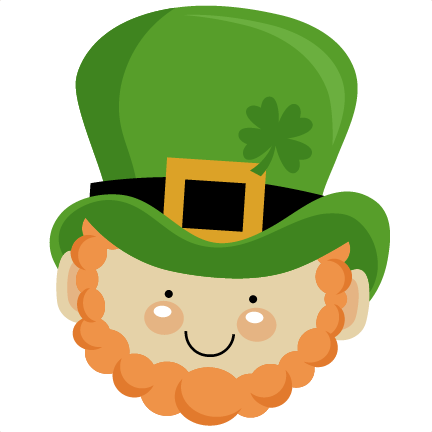 leprechaun svg cutting files for scrapbooking cute files cute clip rh pinterest co uk