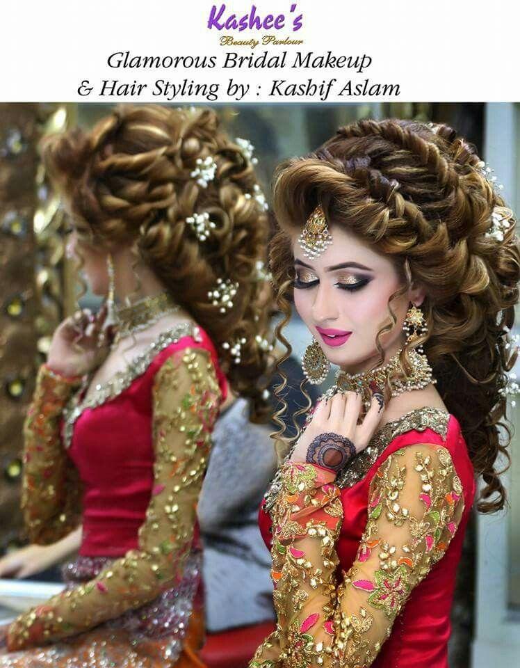 Pakistani Wedding Bride Model Pakistani Bridal Makeup Beautiful Bridal Hair Pakistani Bridal Hairstyles