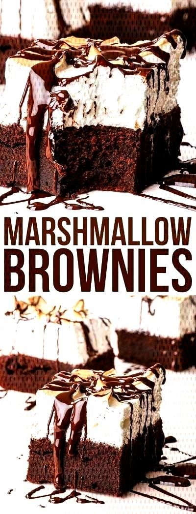 30 Festive Brownies You Need for Christmas Dessert | Decor Dolphin 30 Festive Brownies You Need for